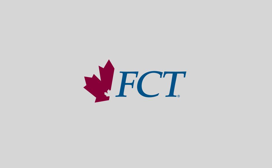 Default image placeholder, FCT logo