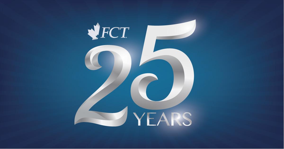 FCT célèbre son 25e anniversaire