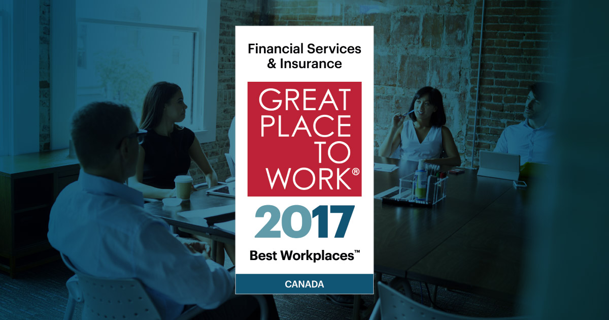 FCT is recognized as a Great Place to Work 2017