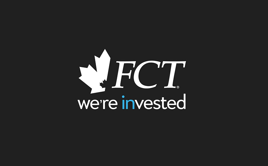 FCT we're invested logo