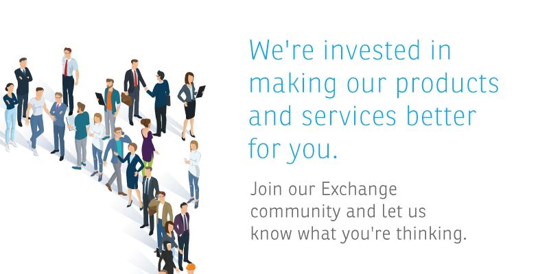 Exchange Invite