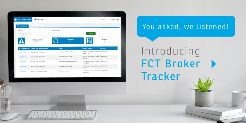 FCT Broker Tracker