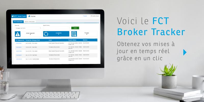 FCT Broker Tracker French