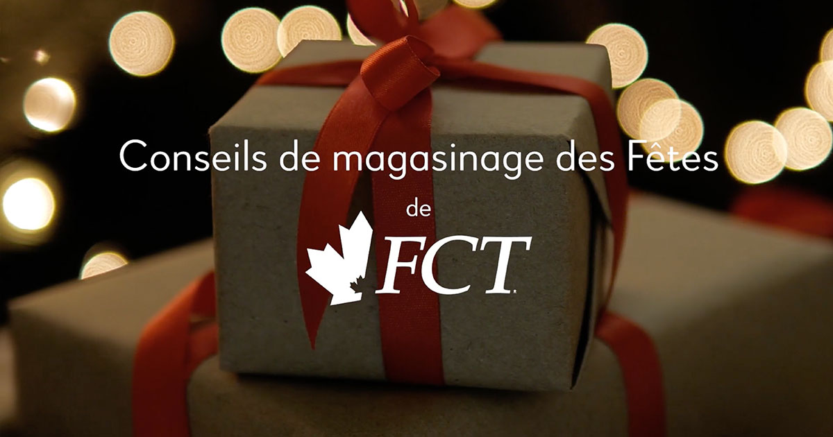 FCT Holiday present