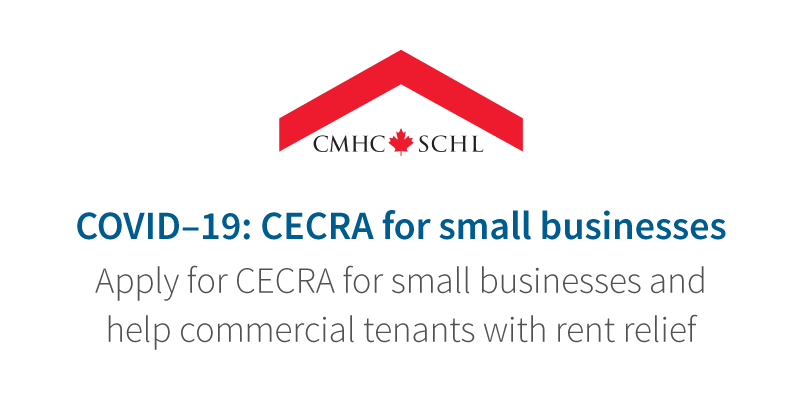 COVID–19: CECRA for small businesses