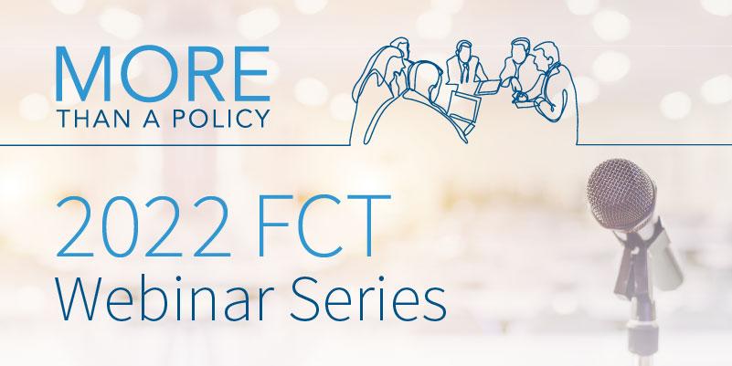 2020 FCT Webinar Series
