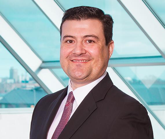 Ruben Orellana, Business Development Manager