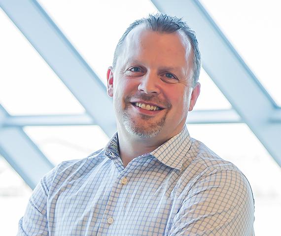Jeff Brown Regional Vice President