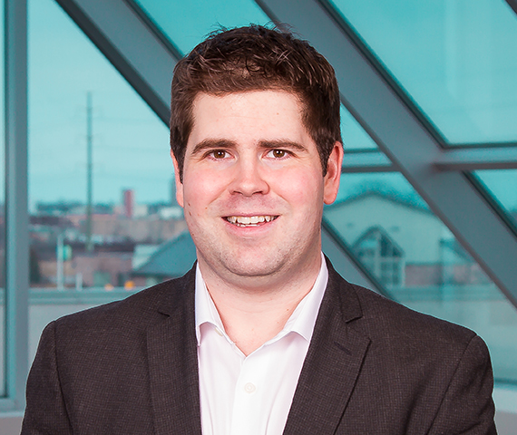 Ian Fitzner-LeBlanc Vice President-Distribution