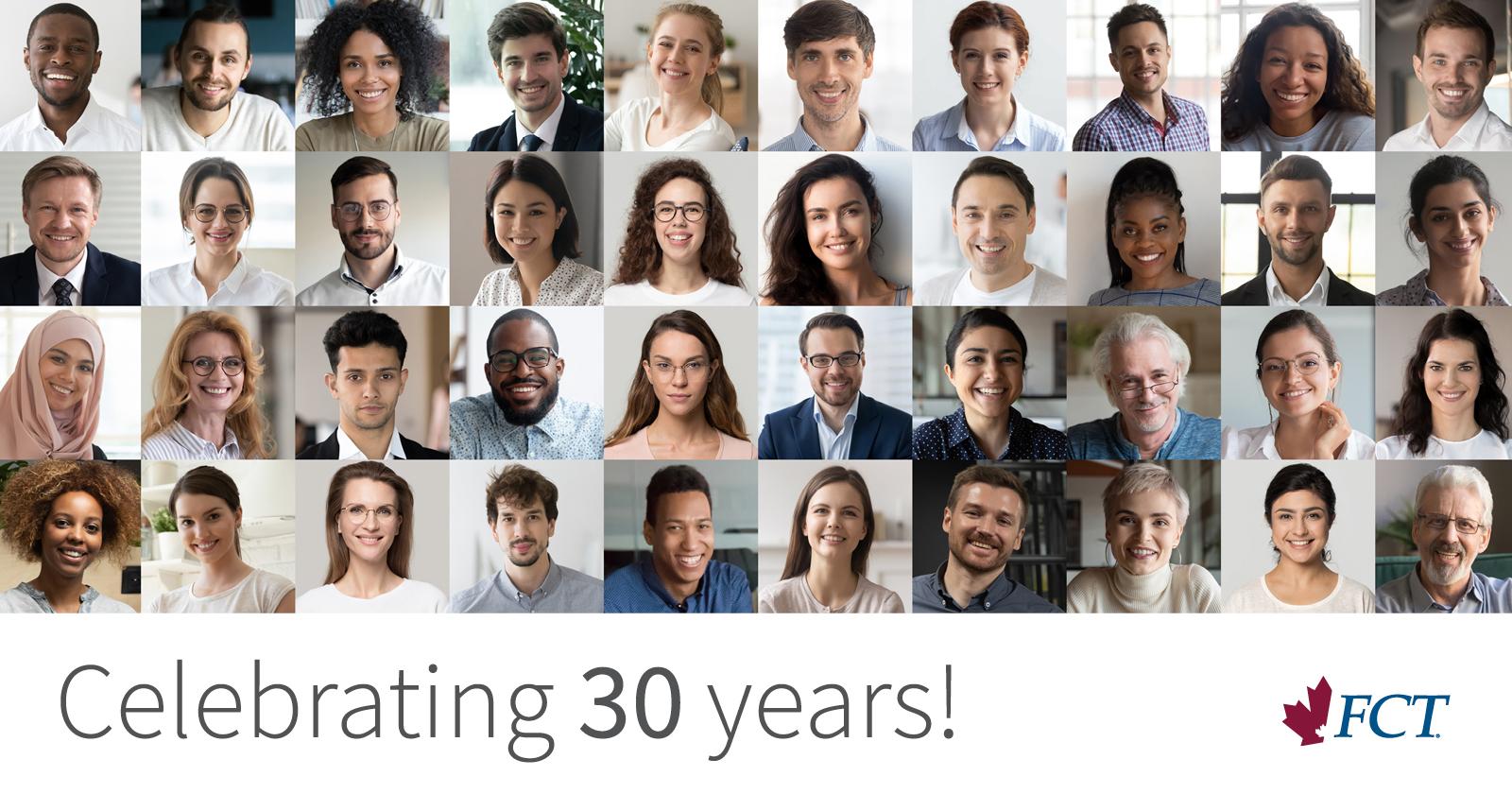 FCT celebrates 30 years