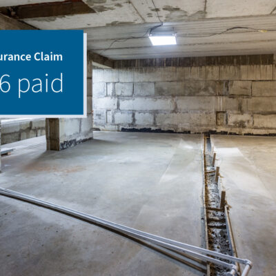 Blog image for How a sealed basement entrance almost sank a Quebec couple
