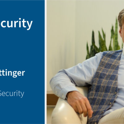 Blog image for Your top cybersecurity questions answered